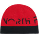 The North Face Anders Beanie Youths Tnf Black/Tnf Red